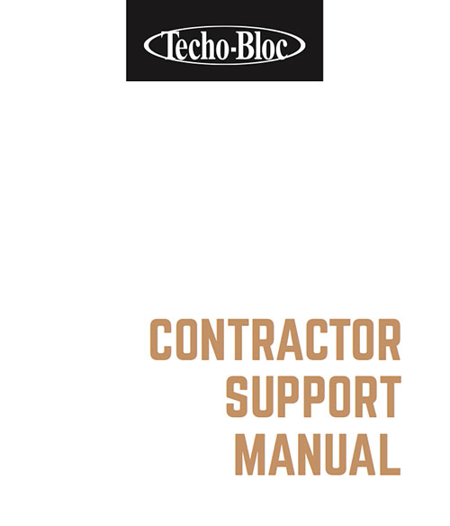 Contractor Support Manual