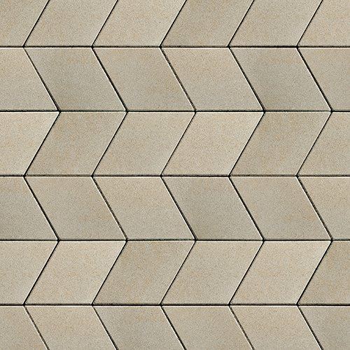 Diamond Granitex HD2 Paver in Beige cream color