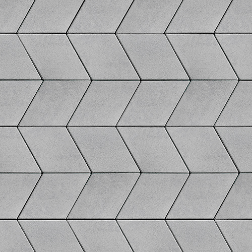 Pavé Diamant Granitex HD2 en couleur Nickel Gris