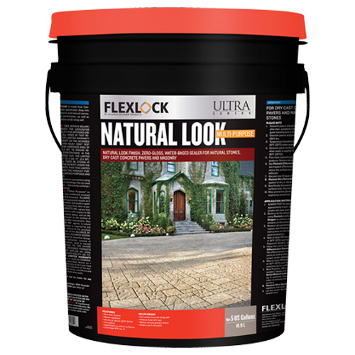 Flexlock Scellant aspect Naturel à base d'eau 5 GAL
