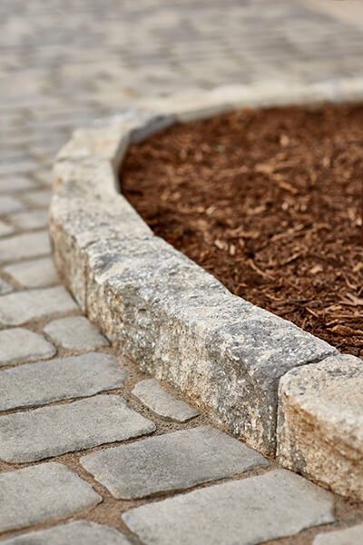 garden edging Belgik bordure A00436 9566