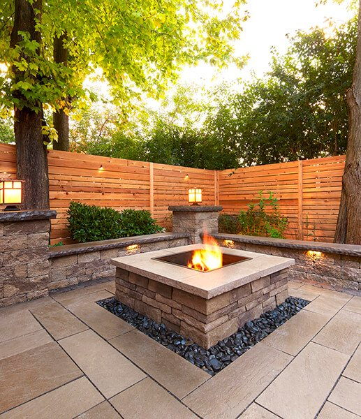 Prescott - Garden And Retaining Walls