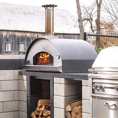 outdoor pizza oven Forno four à pizza extérieur 01015 05 449