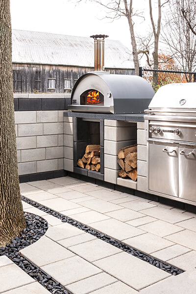 Raffinato Pizza Oven - Fire Pits and Outdoor Kitchens ...