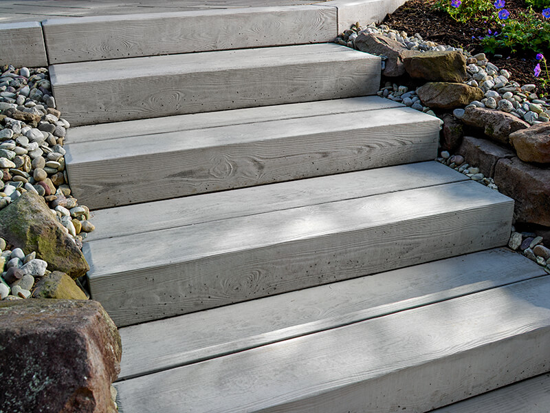 outdoor steps and stairs Borealis Step marches extérieurs A00413 09 0358