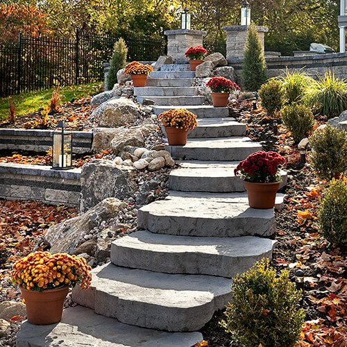 outdoor steps and stairs Maya Step marches extérieurs 00955 7718