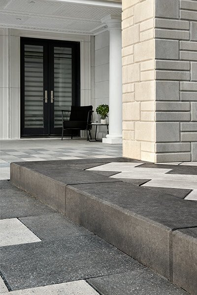outdoor steps and stairs Raffinato Step marches extérieurs 01079 2579