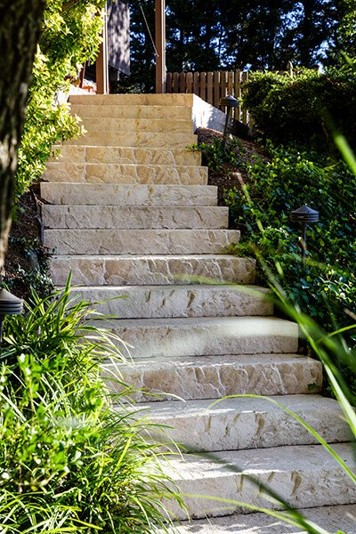 outdoor steps and stairs Rocka Step marches extérieurs A00425 05 054