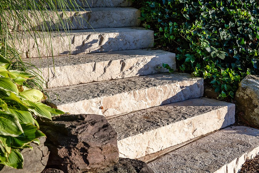 outdoor steps and stairs Rocka Step marches extérieurs A00425 05 270