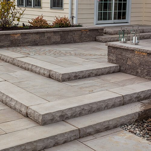 outdoor steps and stairs York Step marches extérieurs A00385 7994