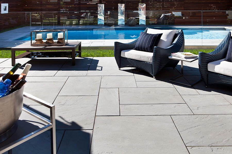 Patio Paver Slabs Aberdeen Dalle De 00939 0170