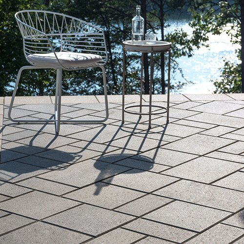 patio paver slabs Blu 60 Polished dalle de patio A00437 9690