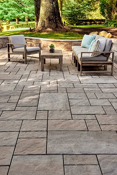 patio paver slabs Blu 60 Slate dalle de patio A00441 3216