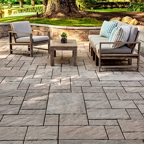 Patio Paver Slabs Blu 60 Slate Dalle De Patio A00441 3216 ...