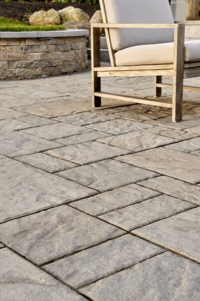 patio paver slabs Blu 60 Slate dalle de patio A00441 3346