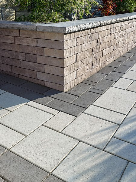 Patio Paver Slabs Blu 60 Smooth Dalle De 01067 09
