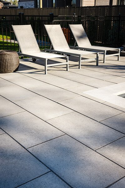 patio paver slabs Blu Grande Smooth dalle de patio 01037 05 262