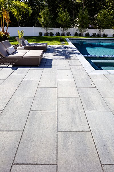 patio paver slabs Blu Grande Smooth dalle de patio A00424 05 177
