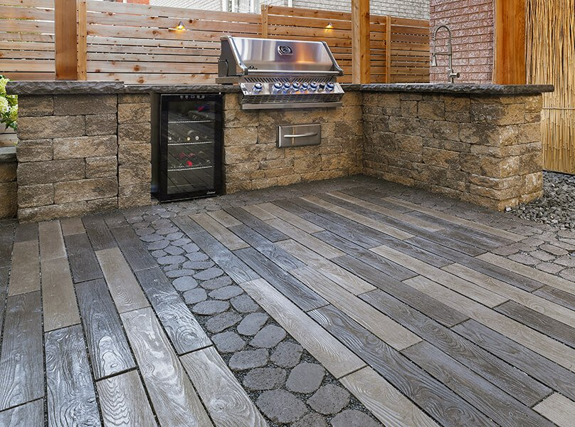 Borealis Patio Slabs Techo Bloc