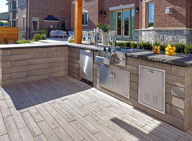 patio paver slabs Borealis dalle de patio 01052 09