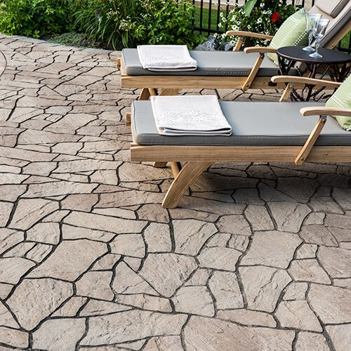 patio paver slabs Flagstone dalle de patio 00917 02 9596