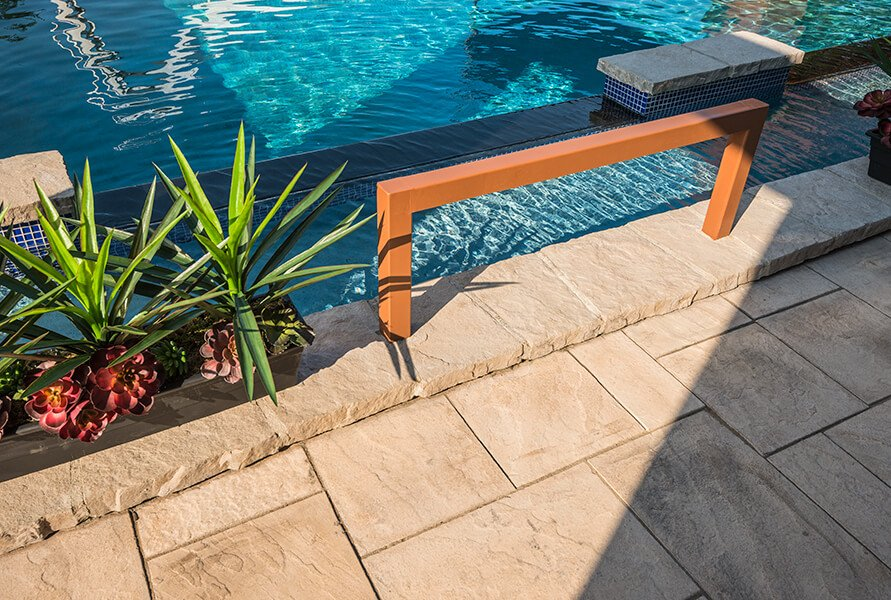 patio paver slabs Inca dalle de patio 01010 01 0024