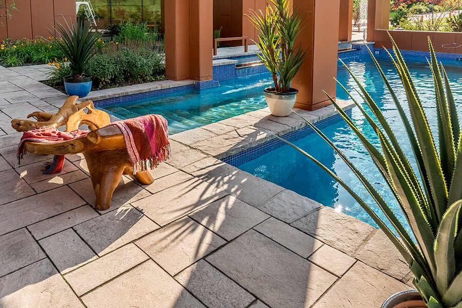 patio paver slabs Inca dalle de patio 01010 01 0032