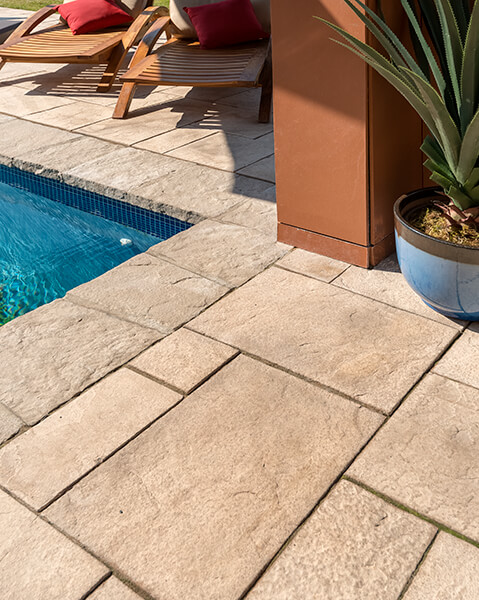 patio paver slabs Inca dalle de patio 01010 01 0064