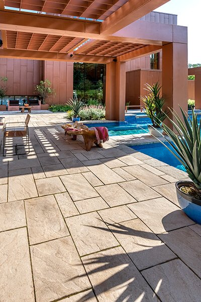 patio paver slabs Inca dalle de patio 01010 01 0089
