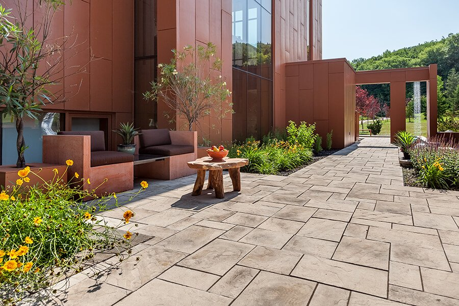 patio paver slabs Inca dalle de patio 01010 01 0133
