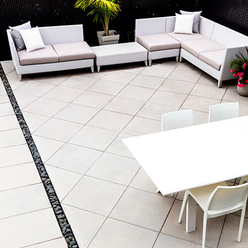 patio paver slabs Industria Smooth Slabs dalle de patio 01072 05 456