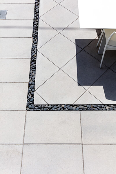 patio paver slabs Industria Smooth Slabs dalle de patio 01072 05 470