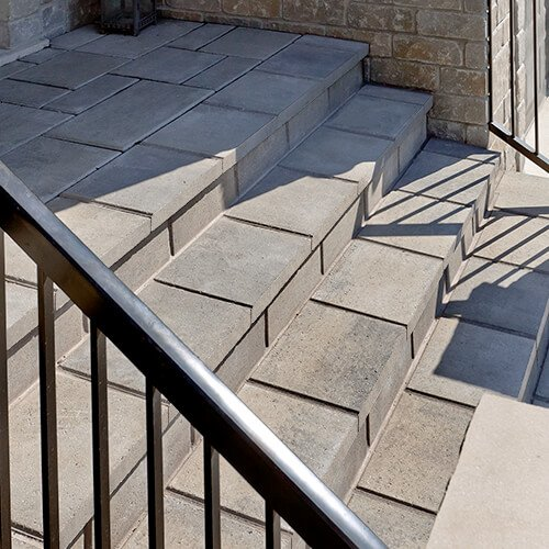 patio paver slabs Venetian Smooth dalle de patio 01000 01 3041