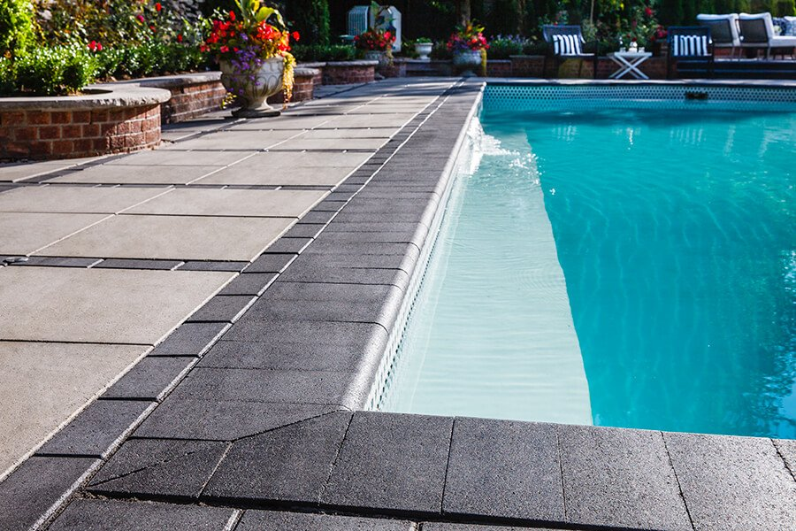 pool coping Bullnose Smooth couronnement de piscine 01011 05 061