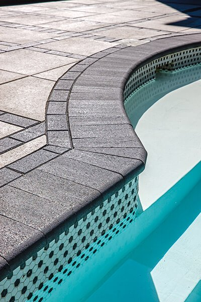 Modern Pool Coping Ideas