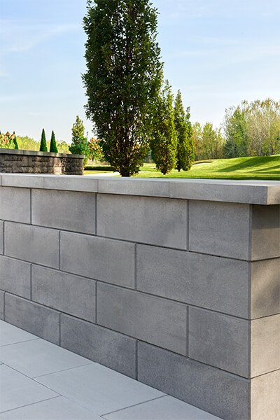 Large Retaining Wall Block