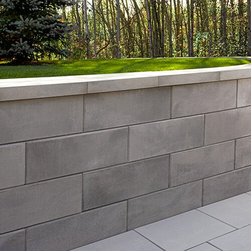 Garden And Retaining Walls Techo Bloc