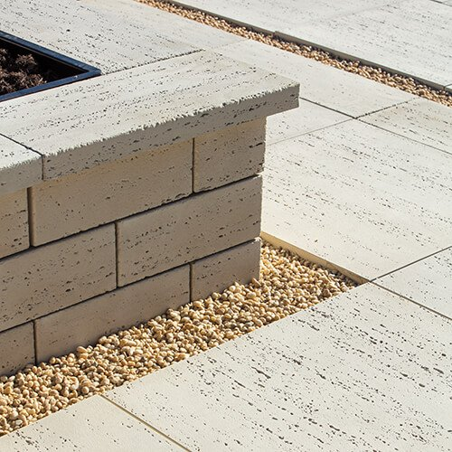 retaining wall blocks Travertina Wall muret01062 05 205 HDR