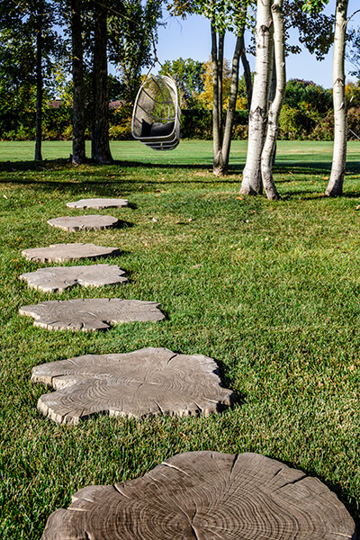 stepping stone Borealis Stepping Stones dalle de sentier 090