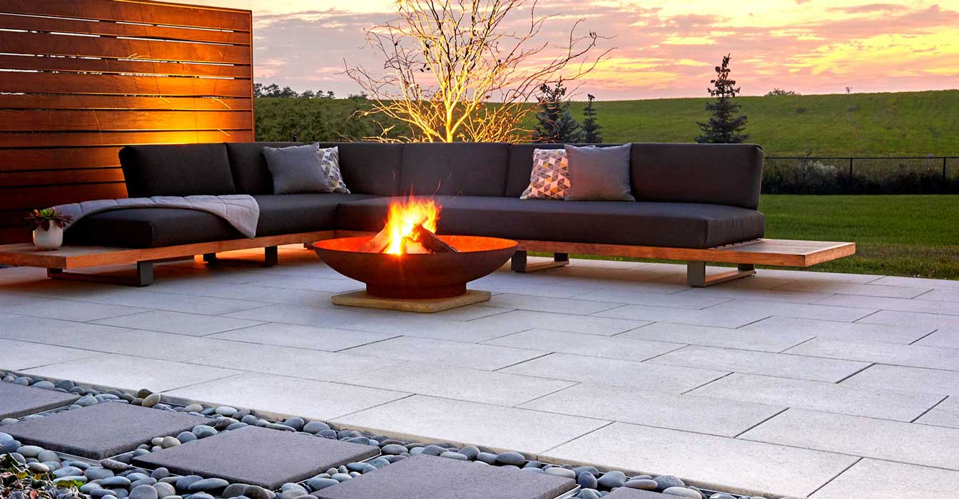Modern Style Landscaping Ideas